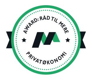 Privatøkonomi Badge